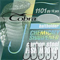 Крючки Cobra Baithholder K 05-0