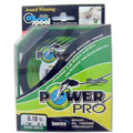 Леска плетеная Power Pro Super Lines Moss Green 90 м, 0.15 мм